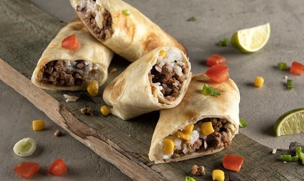 Άκης Πετρετζίκης: Burrito