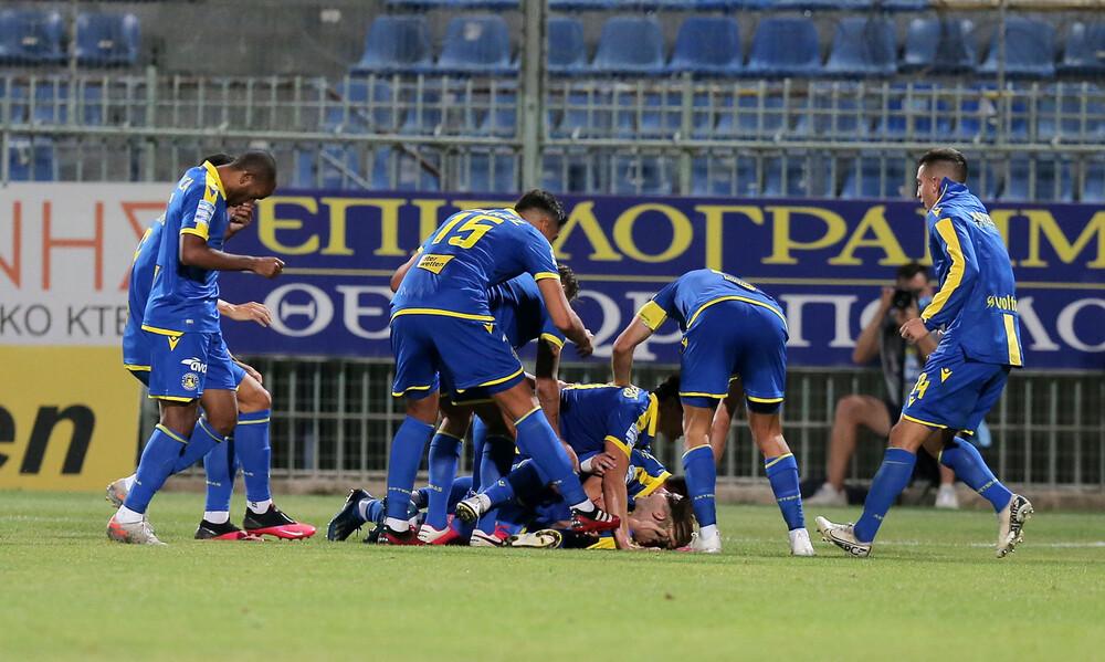 Αστέρας Τρίπολης-Παναθηναϊκός 1-0: Νικητής ο Ριέρα στη μονομαχία με Καρλίτος (videos+photos)