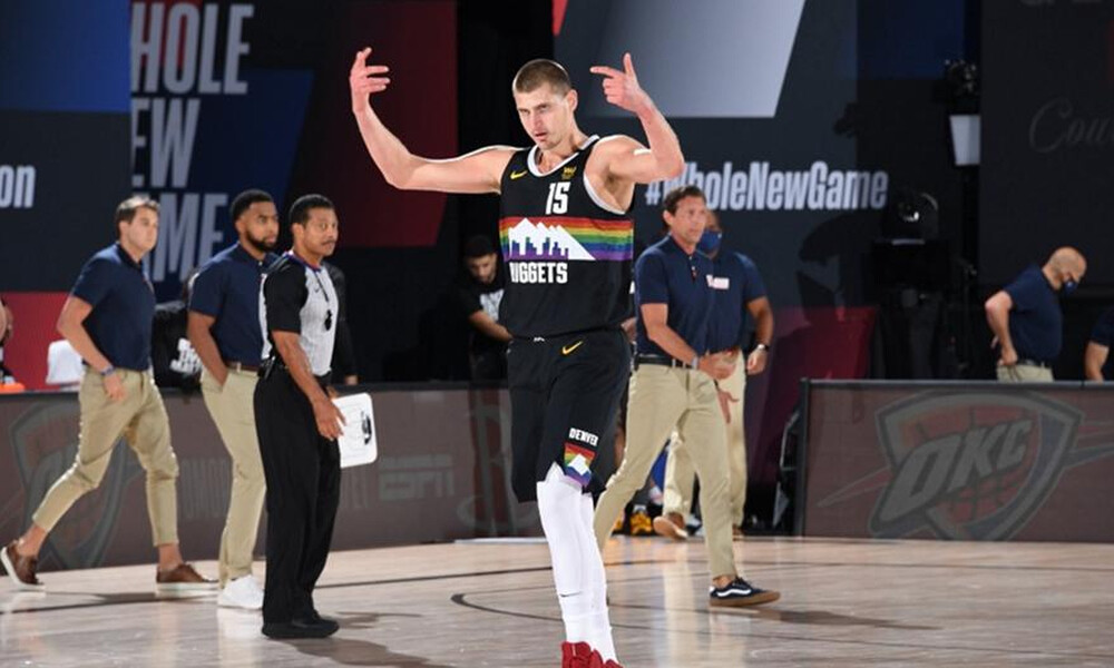NBA: Με απίθανη Γιόκιτς το σημερινό Top-5 (video)