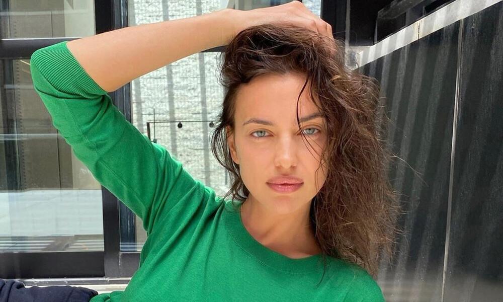 «Χαμός» στο Instagram: Η selfie της Ιρίνα Σάικ που... χάζεψε τους πάντες (pics)