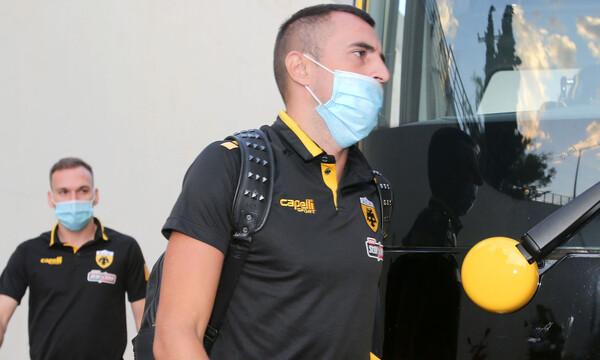 AEK: Πρόβλημα με Κρίστισιτς