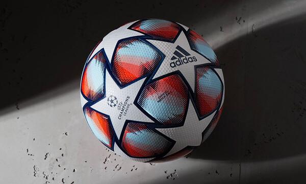 Champions League: Η Adidas παρουσίασε την μπάλα της σεζόν 2020/21