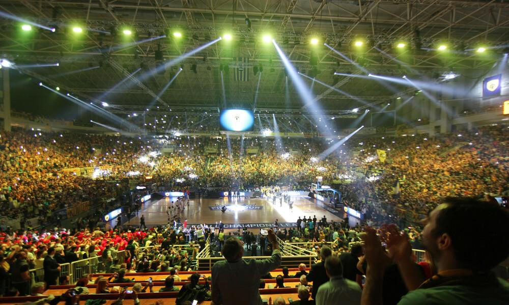 ΑΕΚ: Κίνδυνος για το Final-8 του Basketball Champions League