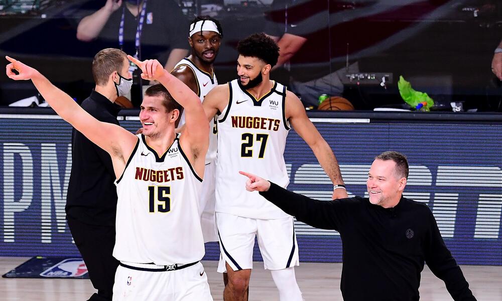 NBA: Ανατροπή και στους τελικούς της Δύσης οι Νάγκετς! (videos)