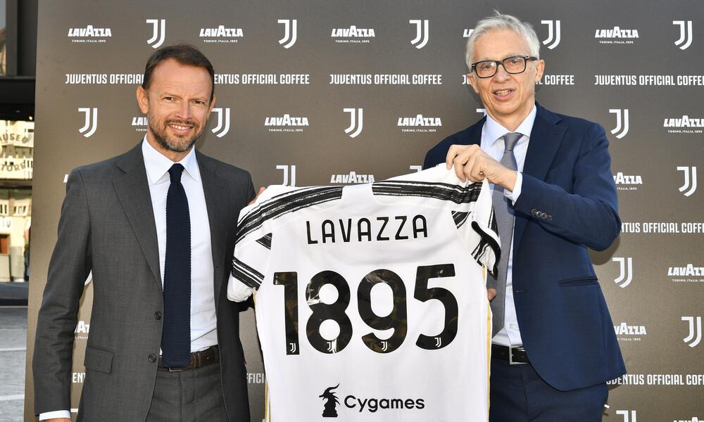 Η Lavazza είναι και επισήμως ο καφές της Juventus: Ένα κοινό όραμα για το μέλλον