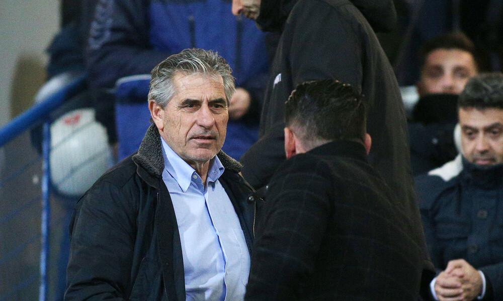 Αναστασιάδης: «Καλύτερος ο ΠΑΟΚ στο δεύτερο μέρος, δίκαια πέρασε»