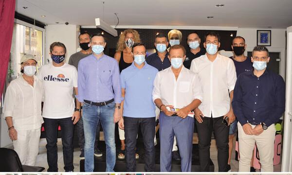 ΙΕΚ ΑΛΦΑ ΑΘΗΝΑΣ: Με 11 προπονητές και εμβληματικούς αθλητές το φετινό Open Day Προπονητικής