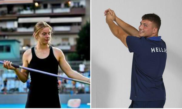 Στίβος: Χρυσός ο Φραντζεσκάκης με 75,92μ. και χάλκινο μετάλλιο για την Ελίνα Τζένγκο με 62,21μ.