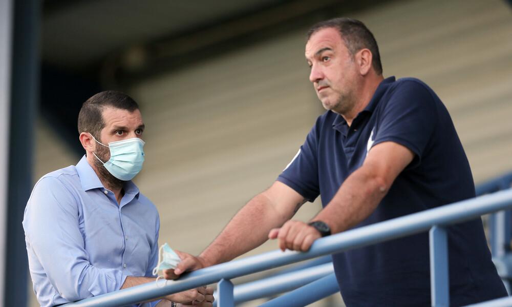Παναθηναϊκός: Παραιτήθηκε ο Κωνστάντος!