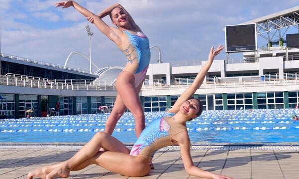 Η «καρδιά» της συγχρονισμένης κολύμβησης... χτυπάει από σήμερα στο ΟΑΚΑ