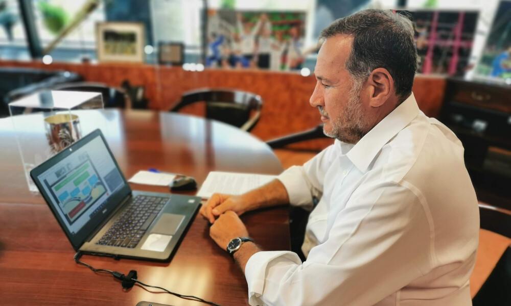 Στο σεμινάριο της ΔΟΕ κατά της χειραγώγησης των αγώνων συμμετείχε ο Σπύρος Καπράλος