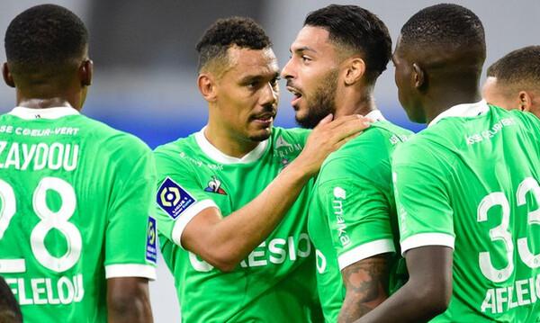 Ligue 1: «Τρένο» στο ξεκίνημα η Σεντ Ετιέν (video)