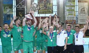Υποδοχή για τον πρωταθλητή Παναθηναϊκό στην Κύπρο (video)