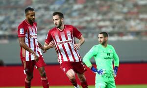 Ολυμπιακός-Αστέρας Τρίπολης: Οι αλλαγές του Μαρτίνς έφεραν 2 γκολ σε 4 λεπτά (photos)