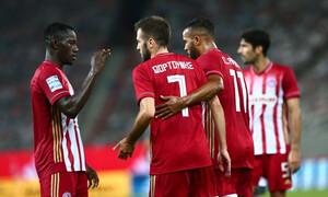 Ολυμπιακός – Αστέρας Τρίπολης 3-0: Με μαέστρο τον Φορτούνη (video+photos)