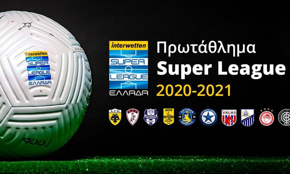 Η βαθμολογία της Super League μετά τα ματς ΠΑΟΚ και Ολυμπιακού (photos)