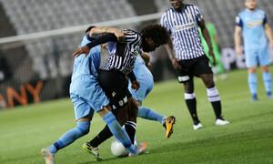 ΠΑΟΚ – Ατρόμητος 1-1: Τα highlights της ισοπαλίας στην Τούμπα (video+photos)