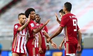Ολυμπιακός – Αστέρας Τρίπολης 3-0: Τα highlights από το «Γεώργιος Καραϊσκάκης» (video+photos)