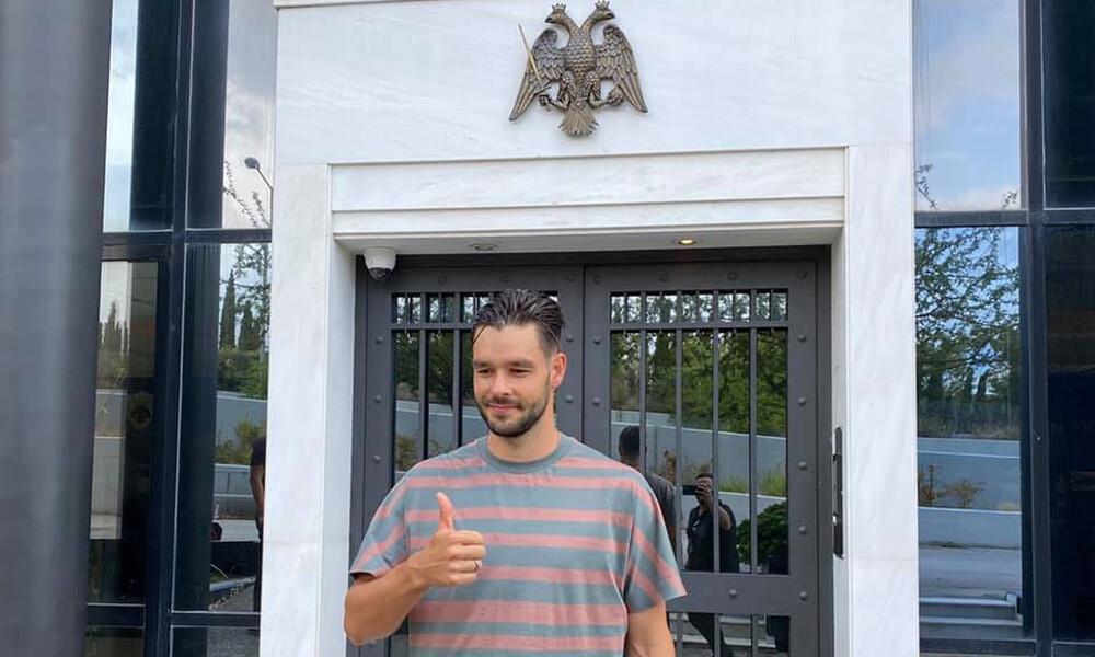 ΑΕΚ: Στα γραφεία της ΠΑΕ ο Σάκχοφ