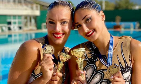 Πλατανιώτη-Παπάζογλου: «Όνειρό μας είναι να πάμε στους Ολυμπιακούς Αγώνες του Τόκιο»