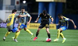 Παναιτωλικός-ΑΕΚ 0-2: Με… μάγια Μάνταλου!