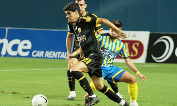 Βασιλαντωνόπουλος: «Είναι μια επιβράβευση, πάνω απ' όλα η ομάδα»