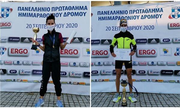 Καραΐσκος-Ασημακοπούλου: «Ο αέρας δεν επέτρεψε νέα ρεκόρ»!