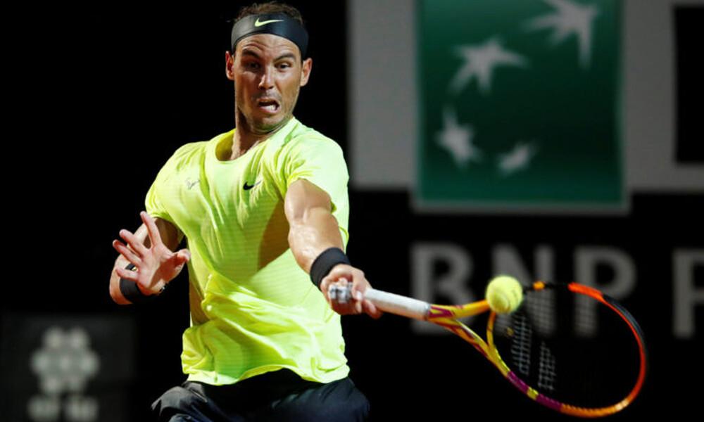 Τένις: Αποκλεισμός-σοκ για τον Ναδάλ από τον Σβάρτζμαν, τα ζευγάρια των ημιτελικών στο Italian Open