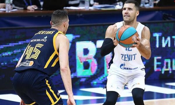 VTB League: Το ντέρμπι η Ζενίτ (video)