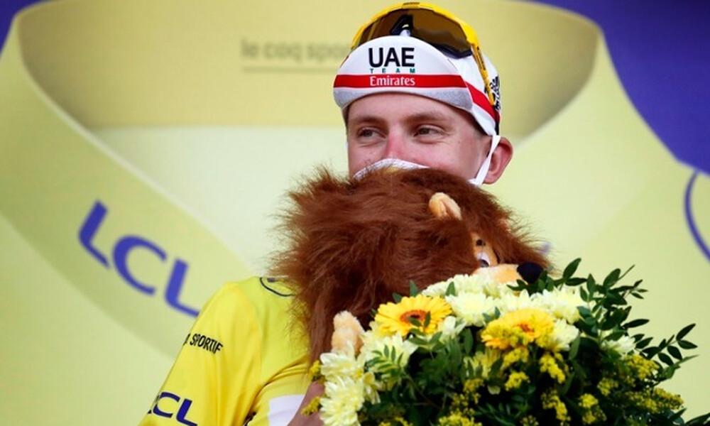 Θρίαμβος του Πογκατσάρ στο Tour de France: «Αυτό είναι το παιδικό μου όνειρο»!