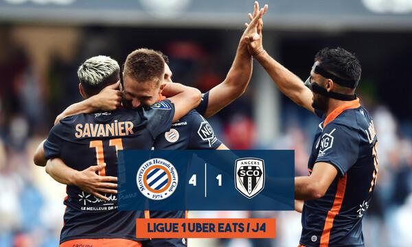 Ligue 1: Ασταμάτητη η Μονπελιέ