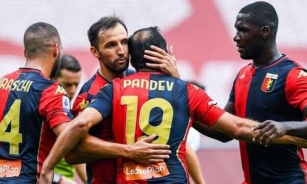 Serie A: «Περίπατος» για Τζένοα (video)