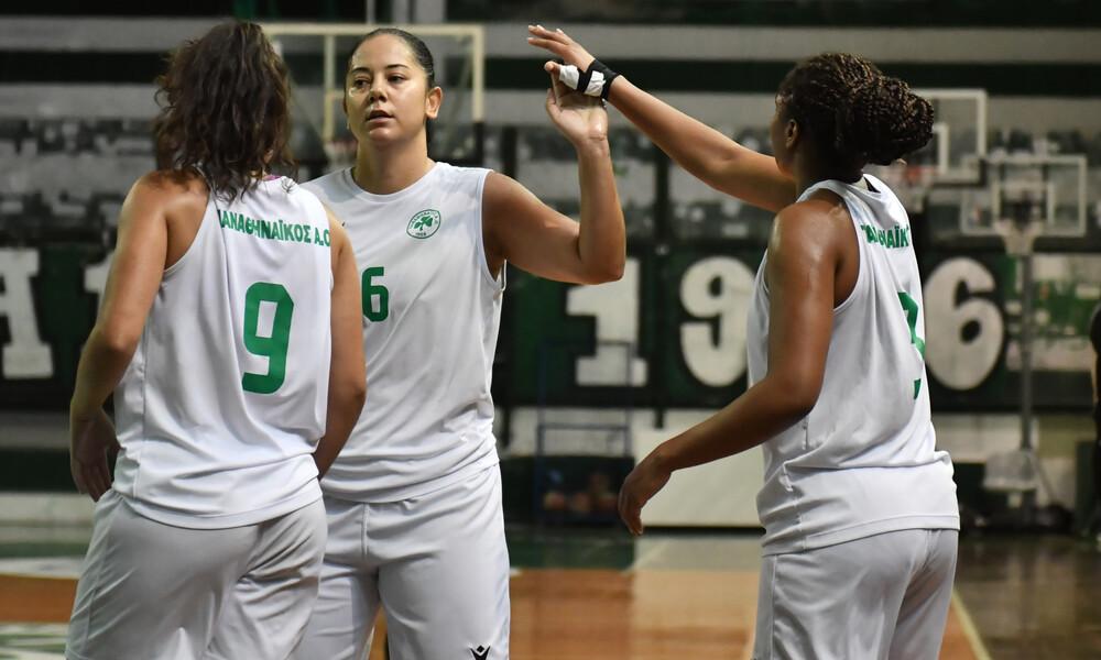 Μπάσκετ γυναικών: Μια ακόμα φιλική νίκη για τον Παναθηναϊκό