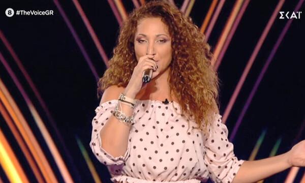 The Voice: Εμφανίστηκε η Ιωάννα Κουταλίδου και έφαγε... άκυρο από τους κριτές