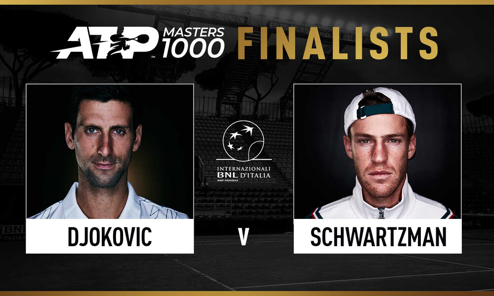 Italian Open: Σβάρτζμαν vs Τζόκοβιτς και Χάλεπ vs Πλίσκοβα οι… μονομάχοι στη Ρώμη