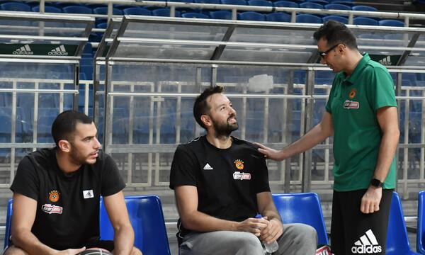 Παναθηναϊκός ΟΠΑΠ: «Φουλάρουν» για Super Cup Σαντ-Ρος, Μποχωρίδης