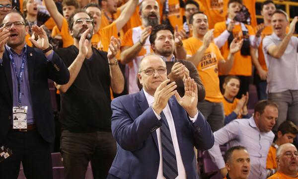 ΕΟΚ: Συναντήθηκαν Βασιλακόπουλος-Λιόλιος