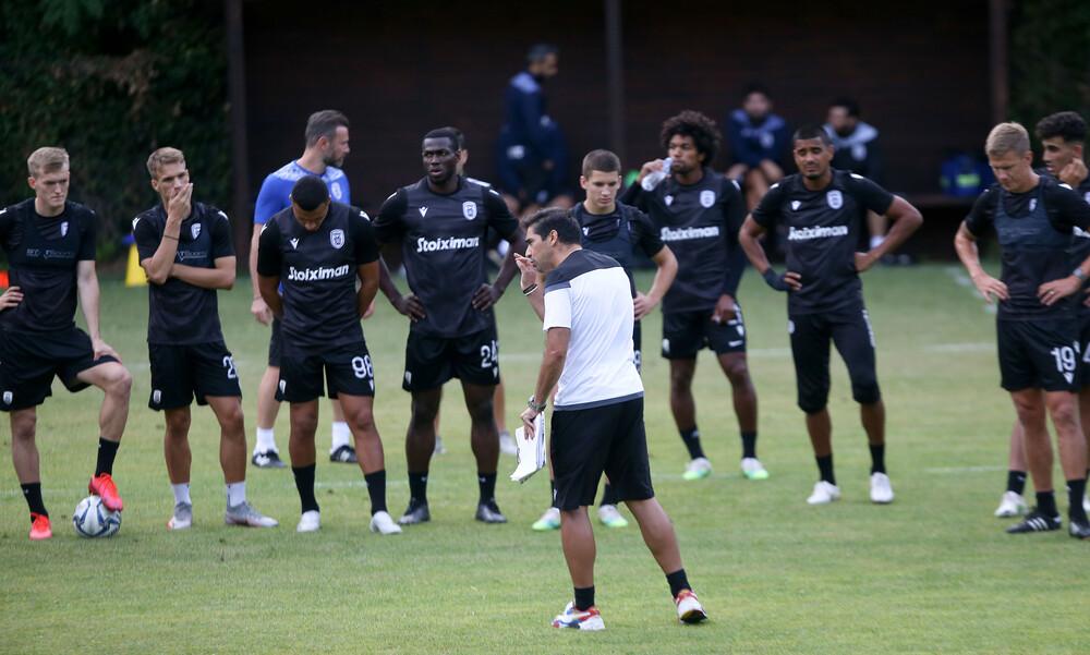 Κράσνονταρ – ΠΑΟΚ: Η ομιλία του Φερέιρα στους παίκτες πριν από τη σέντρα