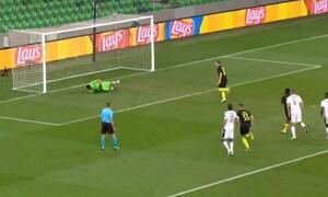 Κράσνονταρ-ΠΑΟΚ: Την «πάτησε» ο Γιαννούλης, πέναλτι από το... πουθενά και 1-1 (video)