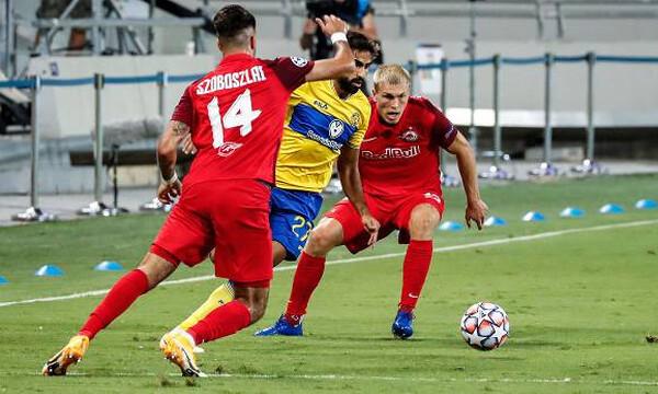 Μακάμπι Τελ Αβίβ-Σάλτσμπουργκ 1-2: Ο κορονοϊός λύγισε την ομάδα του Γιώργου Δώνη (videos)