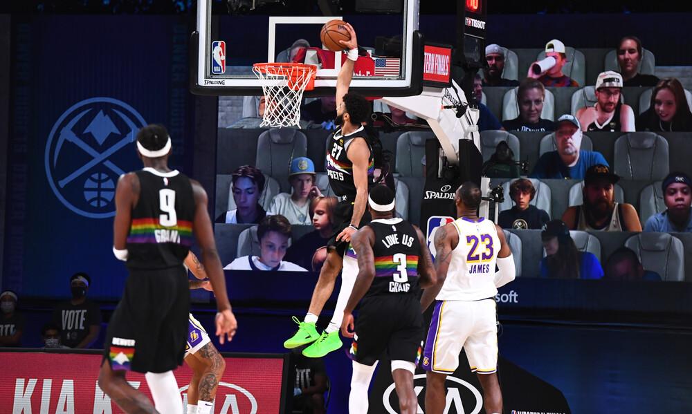NBA: Αντεπίθεση από Νάγκετς και 2-1 (video)