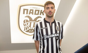 ΠΑΟΚ: Πούλησε παίκτη στη Τουρκία (photos)