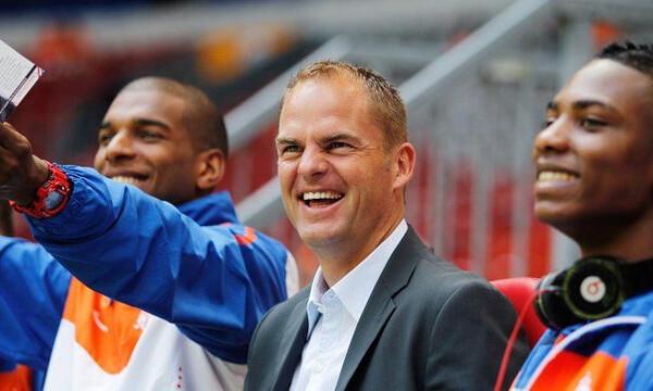 Προπονητής της Ολλανδίας ο Φρανκ Ντε Μπουρ!