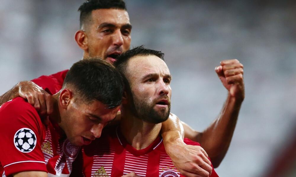 Ολυμπιακός-Ομόνοια: H μαγκιά του Ραντζέλοβιτς και το πέναλτι του Βαλμπουενά (video)
