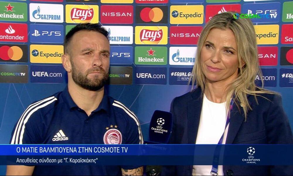 Βαλμπουενά: «Δεν παίξαμε καλά, αλλά κάναμε ένα σημαντικό βήμα» (video)