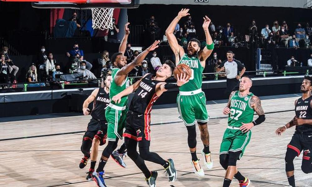 NBA: Ένα βήμα πριν τους τελικούς οι Χιτ (video)