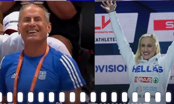 Στίβος: «Διαζύγιο» της Νικόλ Κυριακοπούλου με τον προπονητή της, Ανδρέα Τσώνη
