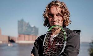 Τένις: Προκρίθηκε στους «8» του Αμβούργου ο Στέφανος Τσιτσιπάς (video)