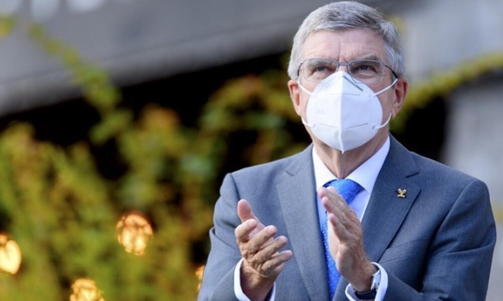Τόμας Μπαχ: «Ολυμπιακοί Αγώνες ακόμη και χωρίς εμβόλιο»