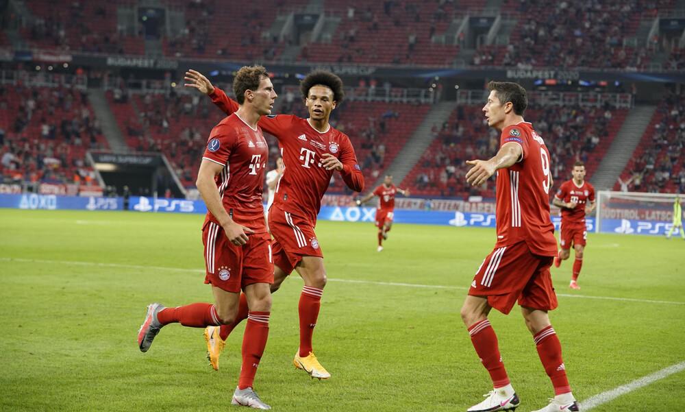 Μπάγερν – Σεβίλλη: «Έκρυψαν» τη μπάλα οι Γερμανοί, 1-1 ο Γκορέτσκα! (video+photos)